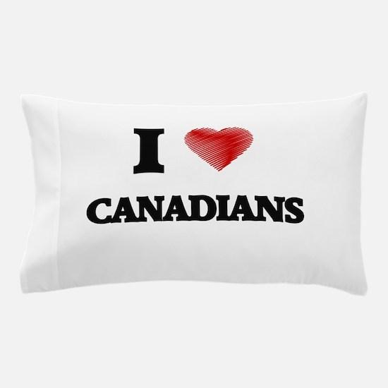 Canadian Pillow Case