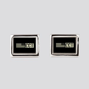U.S. Air Force: Combat Contr Rectangular Cufflinks