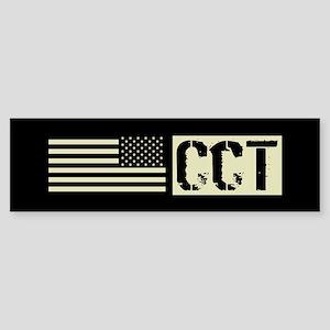 U.S. Air Force: Combat Control Te Sticker (Bumper)