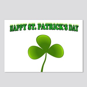 ST PATRICKS DAY Postcards (Package of 8)