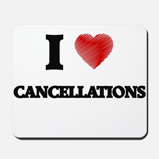 cancellation Mousepad