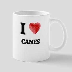 cane Mugs