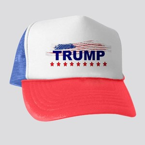 Trump For President Make America Great Trucker Hat