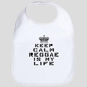 Reggae Dance Is My Life Bib