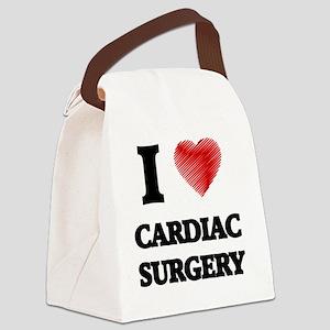 cardiac Canvas Lunch Bag