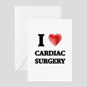 cardiac Greeting Cards