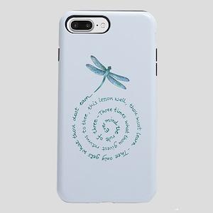 3 fold law- Wiccan iPhone 8/7 Plus Tough Case