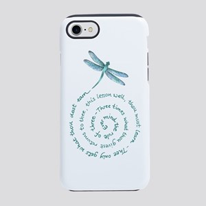 3 fold law- Wiccan iPhone 8/7 Tough Case