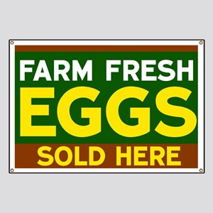Eggs Sold Here 01 Banner