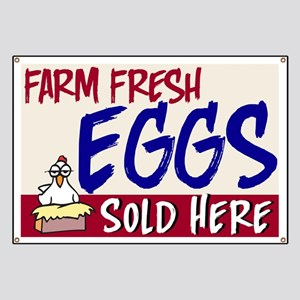 Eggs Sold Here 04 Banner