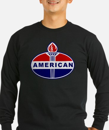 American Oil Long Sleeve T-Shirt