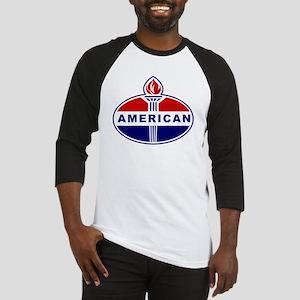 American Oil Baseball Jersey