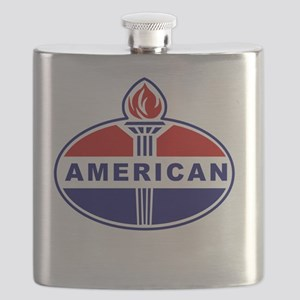 American Oil Flask