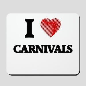 carnival Mousepad
