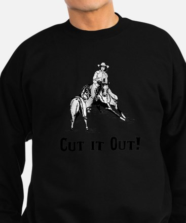 Cutting Horse Sweatshirt