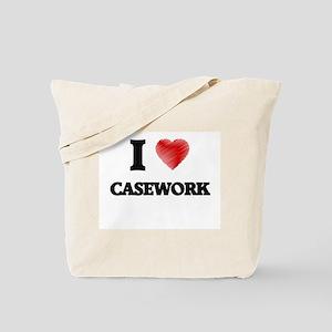 casework Tote Bag