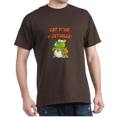 Eat your vegetables! Dark T-Shirt