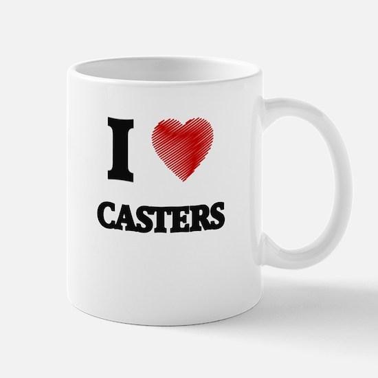caster Mugs
