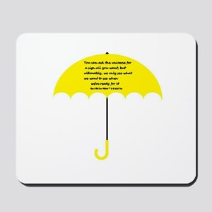 How I Met Your Mother Mousepad