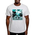 Visit Philadelphia on the PRR Light T-Shirt