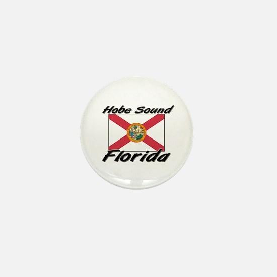 Hobe Sound Florida Mini Button