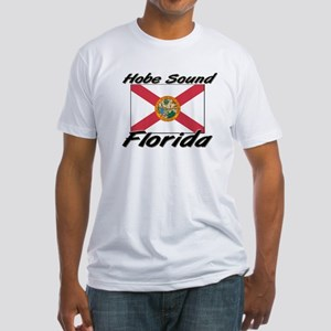 Hobe Sound Florida Fitted T-Shirt