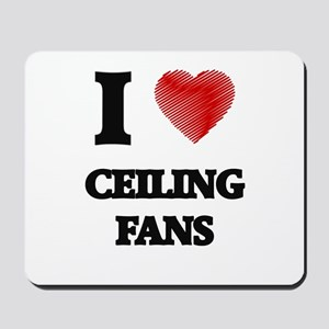 Ceiling Fan Mousepad