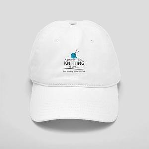 Knitter Gifts - Knitting Lovers Cap