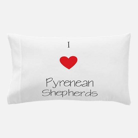 I love Pyrenean Shepherds Pillow Case