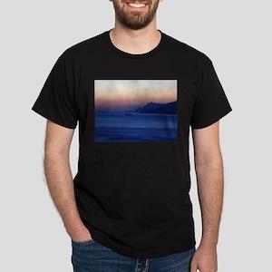Capri Coast from Positano Italy T-Shirt