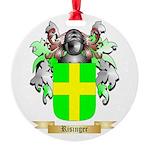 Risinger Round Ornament