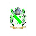 Rishton Sticker (Rectangle 50 pk)