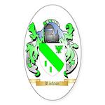 Rishton Sticker (Oval 10 pk)