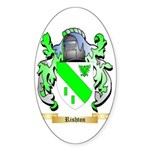 Rishton Sticker (Oval 50 pk)