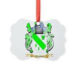 Rishton Picture Ornament