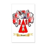 Riquet 20x12 Wall Decal