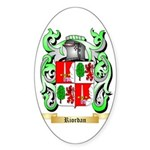 Riordan Sticker (Oval 50 pk)