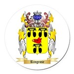 Ringrose Round Car Magnet