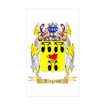 Ringrose Sticker (Rectangle 10 pk)