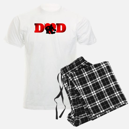 Hockey Dad Pajamas