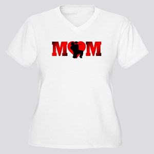Paintball Mom Plus Size T-Shirt