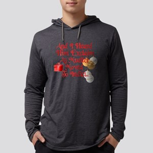 Trump Christmas, Republican, D Long Sleeve T-Shirt