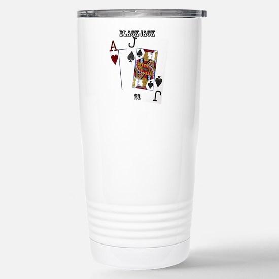 Blackjack Cards Mugs