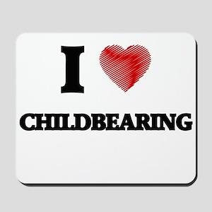 childbearing Mousepad
