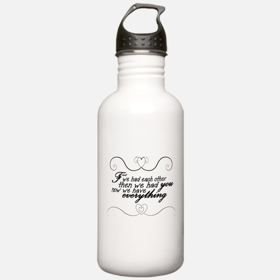 precious children Water Bottle