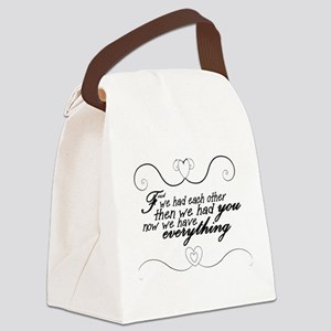 precious children Canvas Lunch Bag