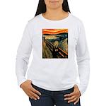 Scream 21st Women's Long Sleeve T-Shirt