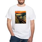 Scream 21st White T-Shirt