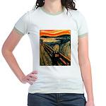 Scream 21st Jr. Ringer T-Shirt