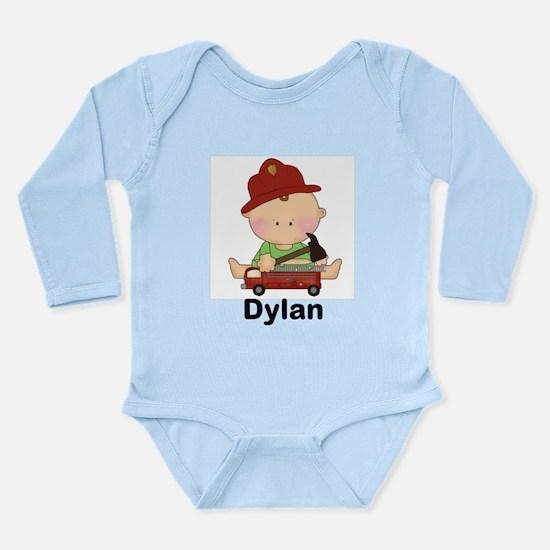 Dylan's Long Sleeve Infant Bodysuit
